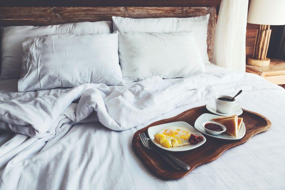 sniadanie w hotelu
